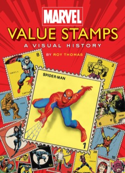 Marvel Value Stamps A Visual History