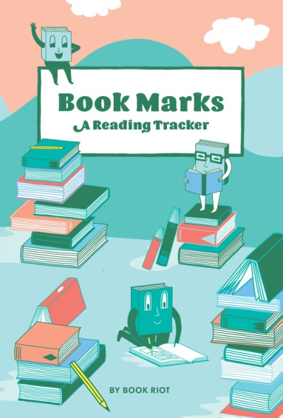 Book Marks (Guided Journal) A Reading Tracker