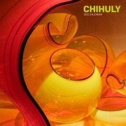 Chihuly 2022 Wall Calendar