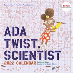 Ada Twist, Scientist 2022 Wall Calendar