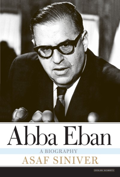 Abba Eban A Biography