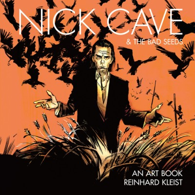 Nick Cave & The Bad Seeds An Art Book
