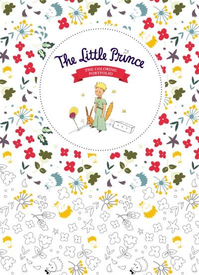 Little Prince The Coloring Portfolio