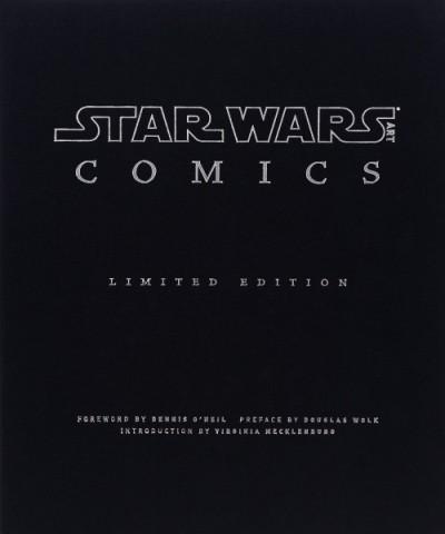 Star Wars Art: Comics Limited Edition (Star Wars Art Series)