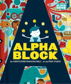 Alphablock (An Abrams Block Book)