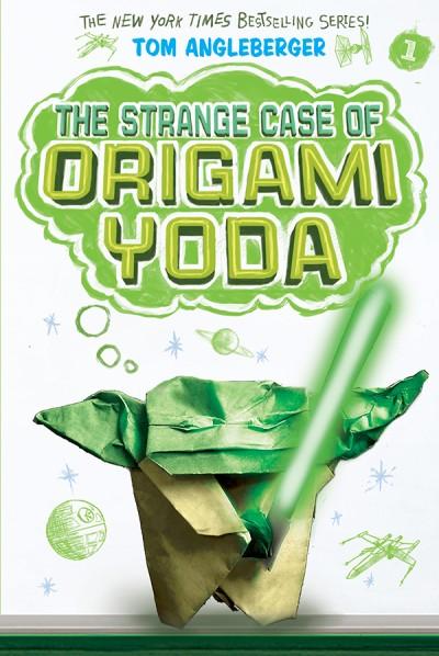 The Strange Case Of Origami Yoda Origami Yoda 1 Paperback Abrams