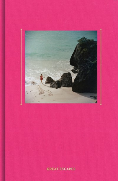 Slim Aarons: Great Escapes (Hardcover Journal: Bright Pink)