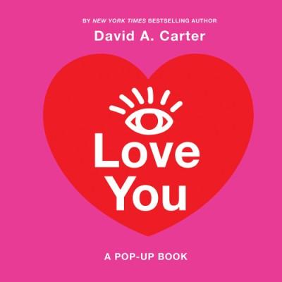 I Love You A Pop-Up Book