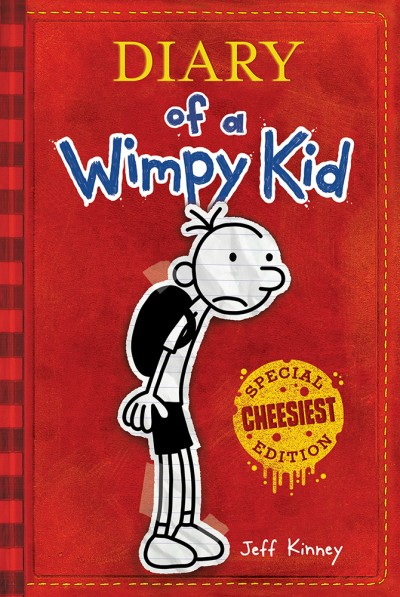 Diary of a Wimpy Kid Special CHEESIEST Edition