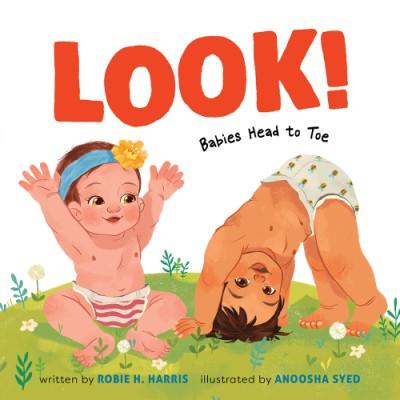 Look!: Babies Head to Toe