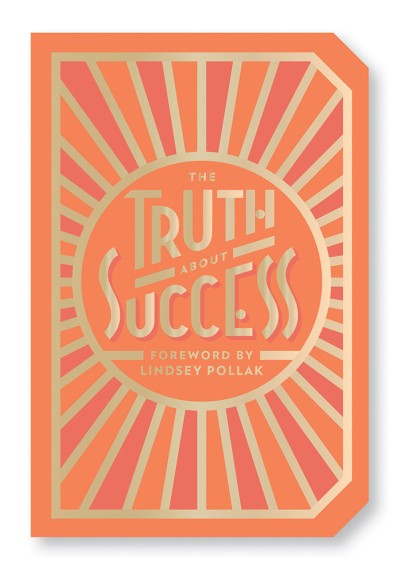 Truth About Success Quote Gift Book