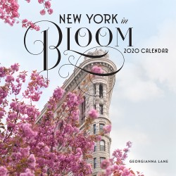 New York in Bloom 2020 Wall Calendar