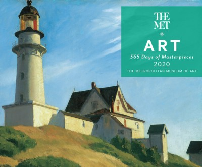 365 Calendar 2020 Art: 365 Days of Masterpieces 2020 Desk Calendar (Desk) | ABRAMS