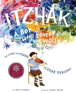Itzhak A Boy Who Loved the Violin