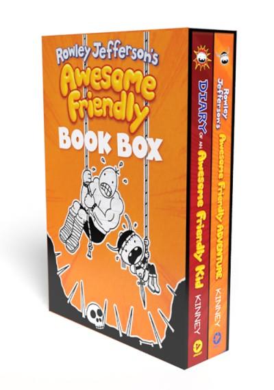 Rowley Jefferson's Awesome Friendly Book Box