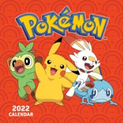 Pokémon 2022 Mini Wall Calender