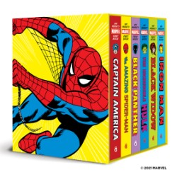 My Mighty Marvel First Book Collection