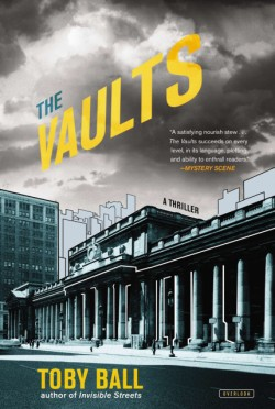 Vaults A Thriller