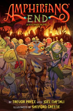 Amphibians' End (A Kulipari Novel #3)