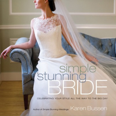 Simple Stunning Bride Celebrating Your Style All the Way to the Big Day