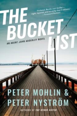 Bucket List An Agent John Adderley Novel