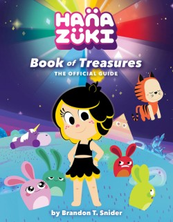 Hanazuki: Book of Treasures The Official Guide
