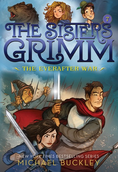 Everafter War (The Sisters Grimm #7) 10th Anniversary Edition