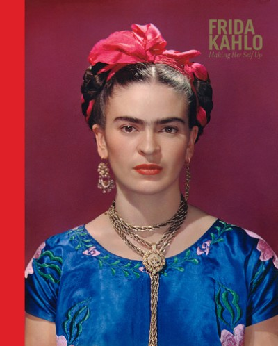 Frida Kahlo Making Her Self Up