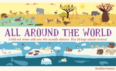 All Around the World Animal Kingdom