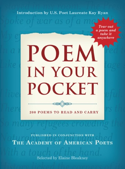 Poem in Your Pocket 200 Poems to Read and Carry