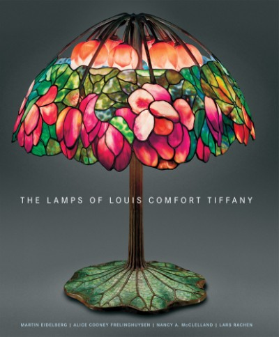 Lamps of Louis Comfort Tiffany New, smaller format
