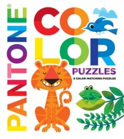 Pantone: Color Puzzles 6 Color-Matching Puzzles