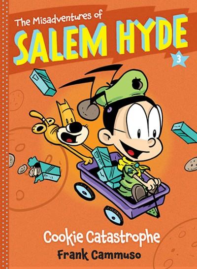 Misadventures of Salem Hyde Book Three: Cookie Catastrophe