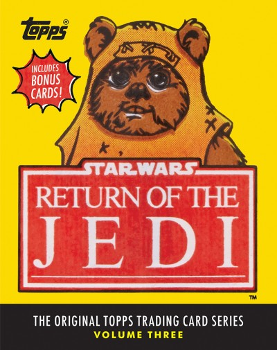 Star Wars: Return of the Jedi The Original Topps Trading Card Series, Volume Three