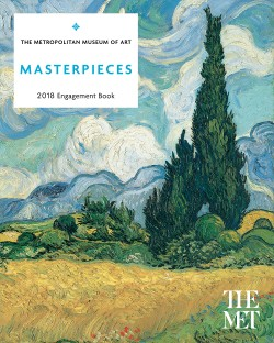 Masterpieces 2018 Engagement Book
