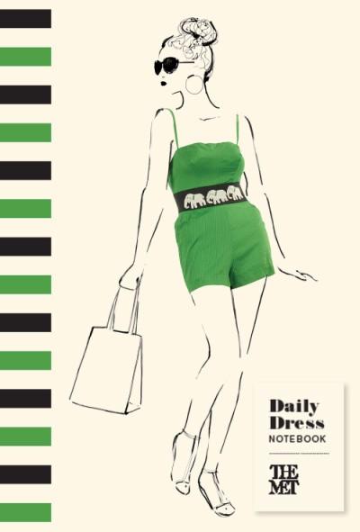 Daily Dress Notebook