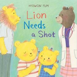 Lion Needs a Shot