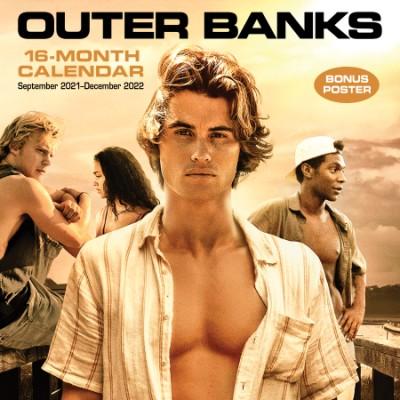 Outer Banks 16-Month September 2021–December 2022 Wall Calendar