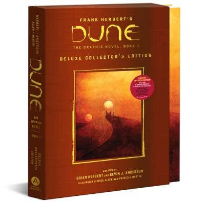 DUNE: The Graphic Novel, Book 1: Deluxe Collector's Edition (Signed Limited Edition)