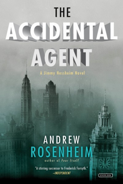 Accidental Agent A Jimmy Nessheim Novel
