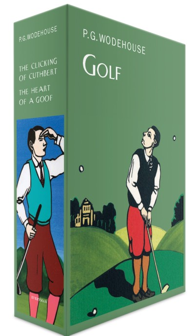 Golf Boxed Set The Collector's Wodehouse
