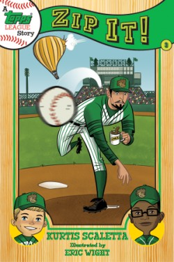 Topps League Story Book Three: Zip It!