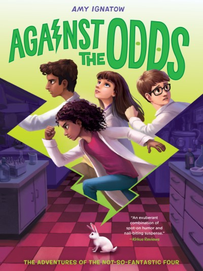 Against the Odds (The Odds Series #2)