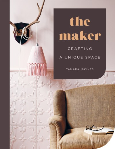 Maker Crafting a Unique Space