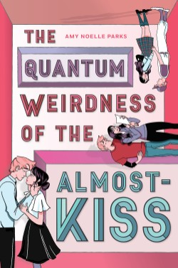 Quantum Weirdness of the Almost-Kiss