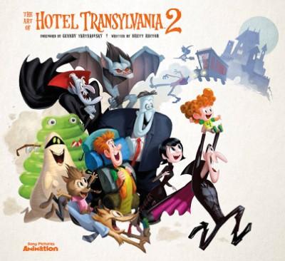 Art of Hotel Transylvania 2