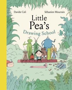 Little Pea's Drawing School