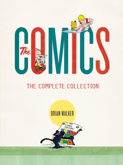 Comics The Complete Collection