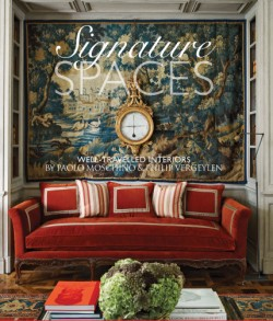 Signature Spaces Well-Traveled Interiors by Paolo Moschino & Philip Vergeylen