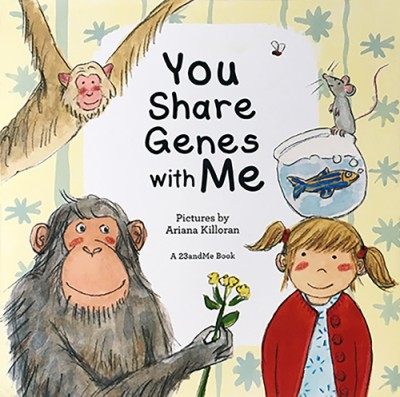 You Share Genes with Me